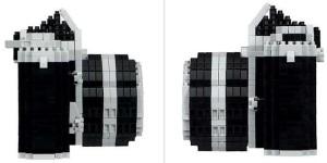 nanoblock Nikon F camera kit