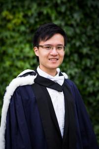 Cambridge University graduation portrait photography