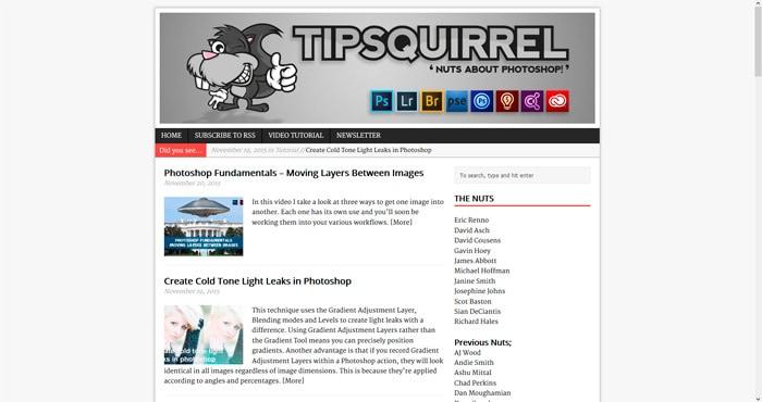 TipSquirrel