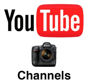 Top 10 YouTube photography channels