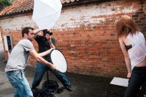 One-to-one photography training with professional photographer James Abbott