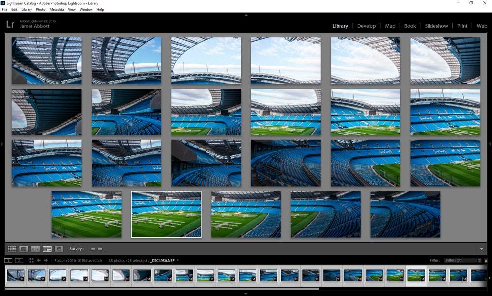 Machester City Etihad Stadium