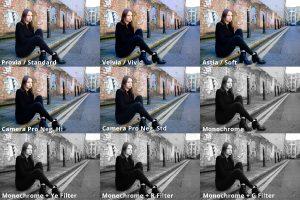 Fujifilm Film Simulation Modes example images