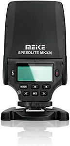 Meike MK320 Speedlite for Fujifilm X100V