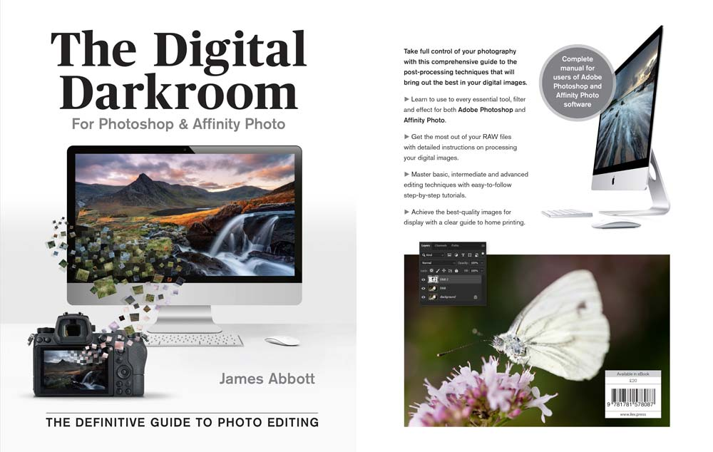 The Digital Darkroom: The Definitive Guide to Photo Editing by James Abbott