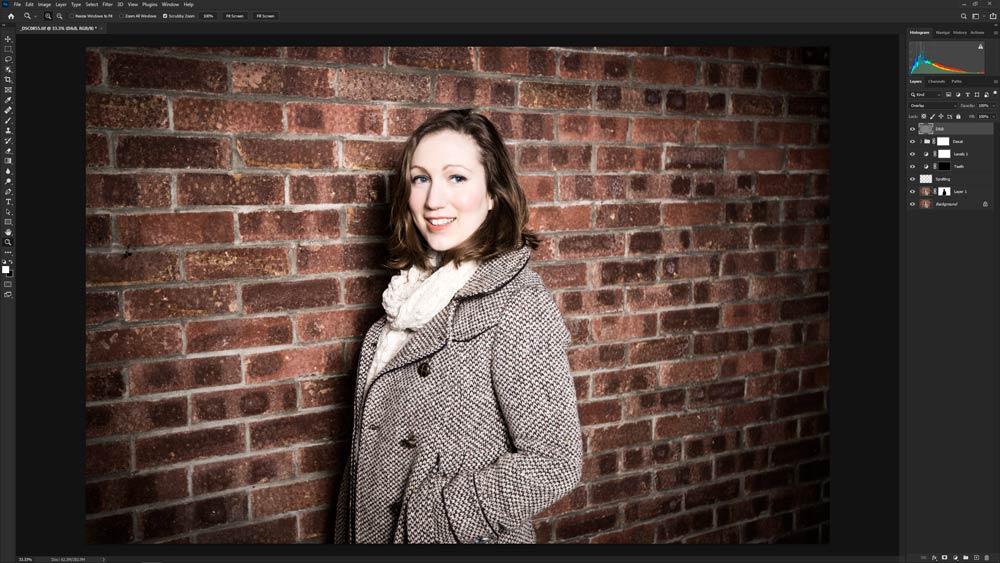 Online Lightroom and Photoshop workshops via Zoom