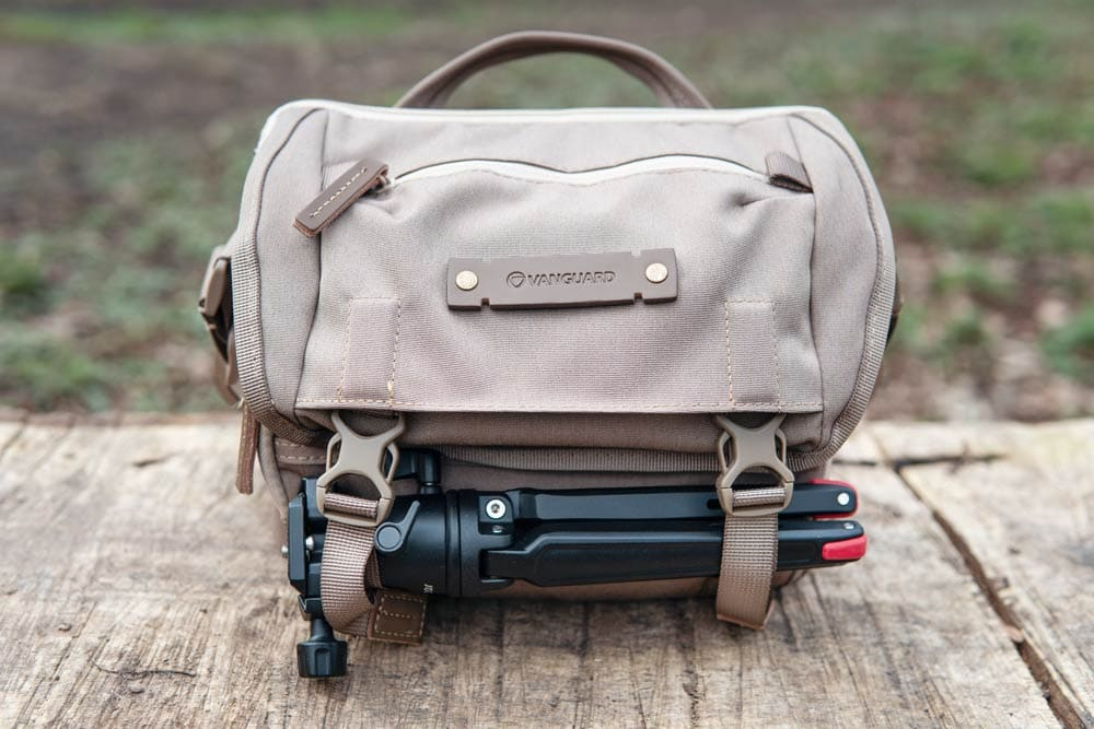The best camera is the one you have with you - Vanguard VEO Range 21M Small Shoulder Bag
